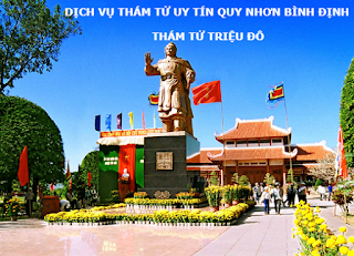 Dịch vụ thám tử uy tín nhất Quy Nhơn Bình Định