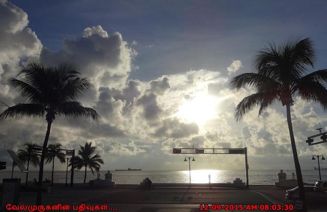 Florida South Atlantic Blue Wave Beaches
