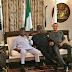 PhotoNews: Obasanjo, Fasoye Pays Courtesy Visit To Governor of Bayelsa State Dickson