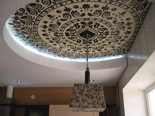 Бесшовные натяжные потолки в Армавире