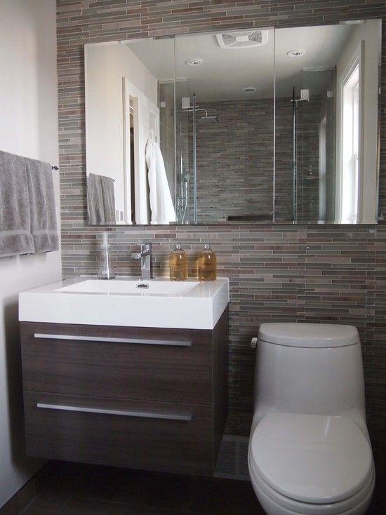 Easy And Reasonable Home Decor Ideas   Enlargement Bathroom Mirror