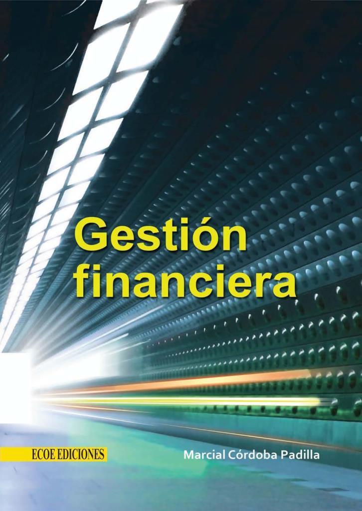 Gestión financiera – Marcial Córdoba Padilla
