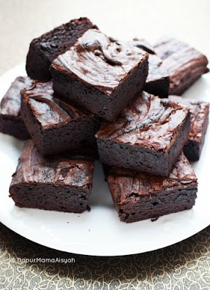 Perfected Best Cocoa Brownies