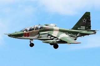 Su-25UB AU Rusia