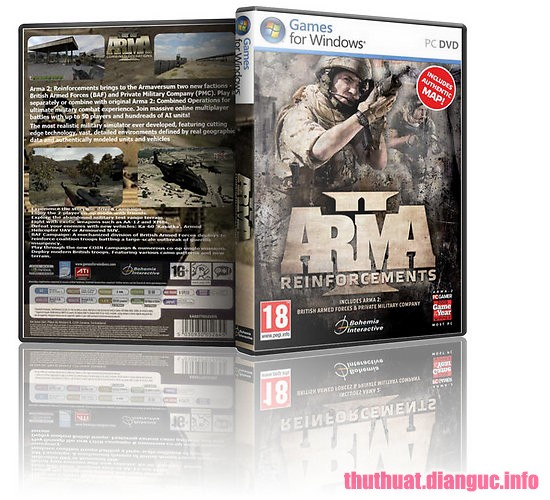 Download Game Arma 2 Reinforcements Full crack