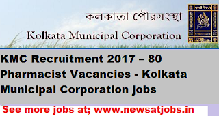 KMC-Recruitment-2017-Pharmacist-Vacancies