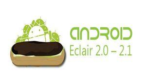 Android versi 2.0-2.1 (Eclair)