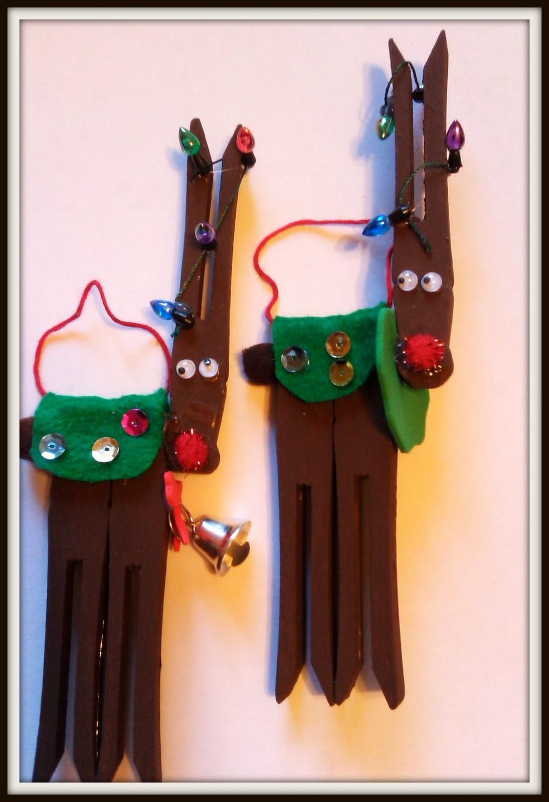 Double Treble Craft Adventures 6 Kid Friendly Reindeer