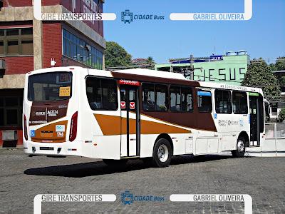 Ônibus 107 Central x Urca