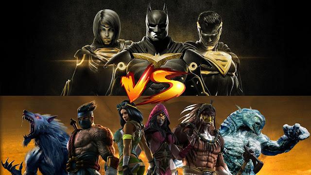 Liga da Justiça VS Killer Instinct - O Crossover que eu gostaria de ver