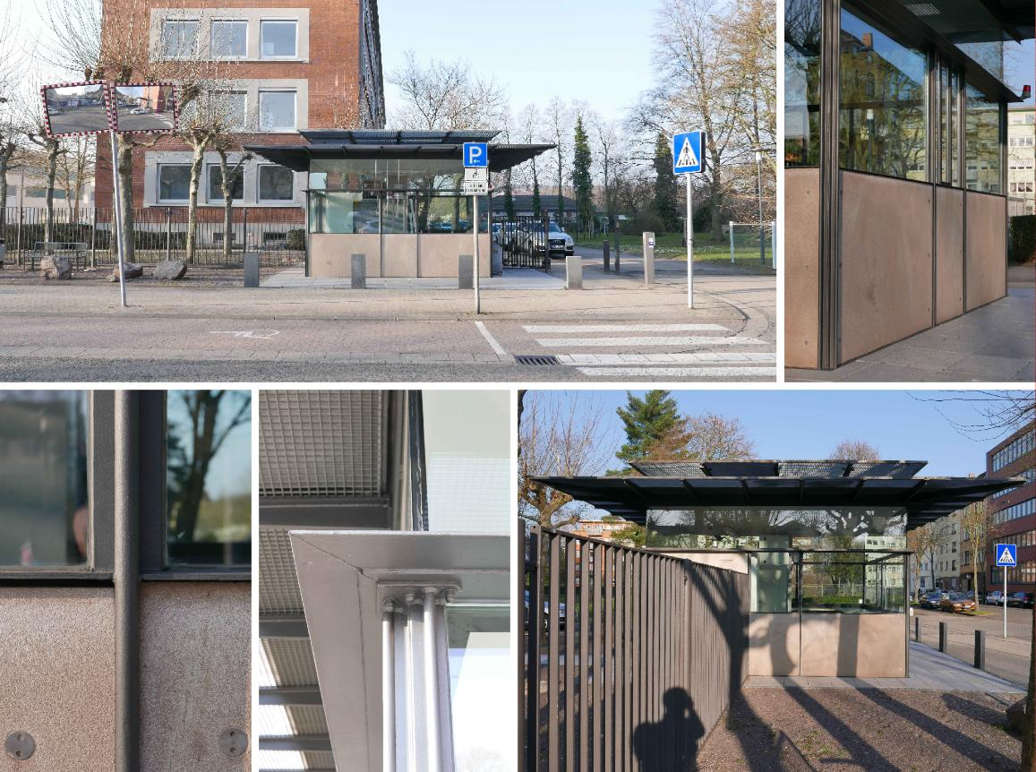 Architekt Saarbrücken gebäude des monats 01 16 pförtnerhaus in alt saarbrücken laborbericht