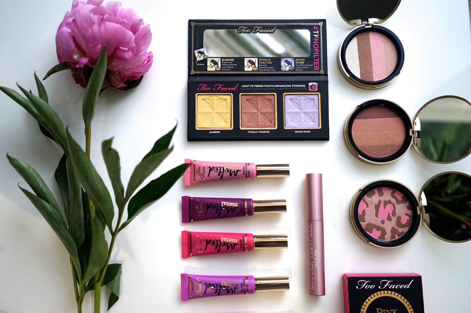 too faced make up review