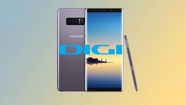 Oferta DIGI actualizată pentru telefoane de top în 24 de rate fără dobândă, inclusiv Galaxy Note 8