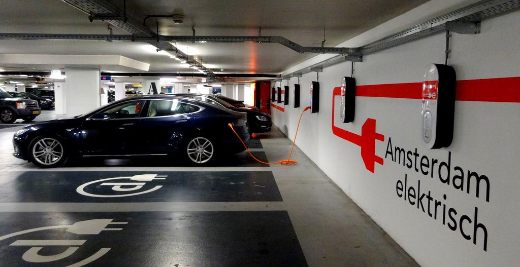 因應歐洲市場需求,Tesla擴充荷蘭生產線