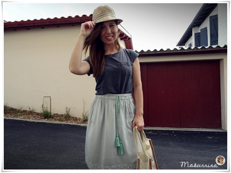 Las Cosas De Maku Con Faldas Y A La Playa - Outfit