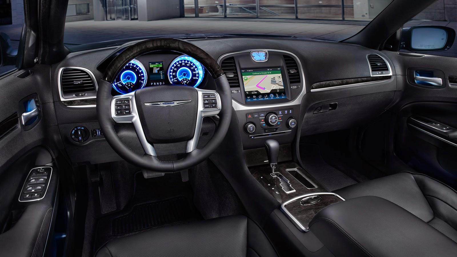 Modification Car 2016: 2015 Chrysler 300 SRT8