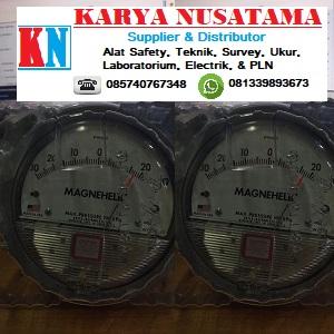 Jual Dweyer Magnehelic Pressure Gauge Type 30-0-30pa di Balikpapan