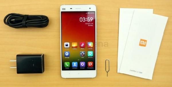 Xiaomi Mi4 xách tay chính hãng
