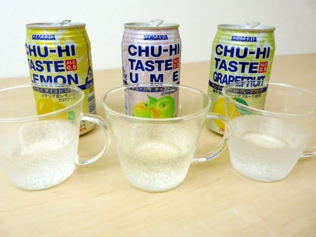 Buongiornolink - Chu-Hi la novità alcolica di Coca-Cola
