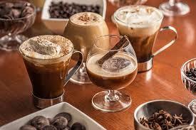 receta café irlandés