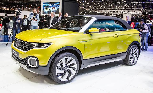 Volkswagen T-Cross será revelado ainda este ano