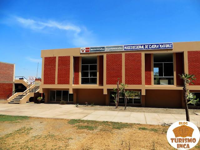 Museo Regional de Casma Max Uhle