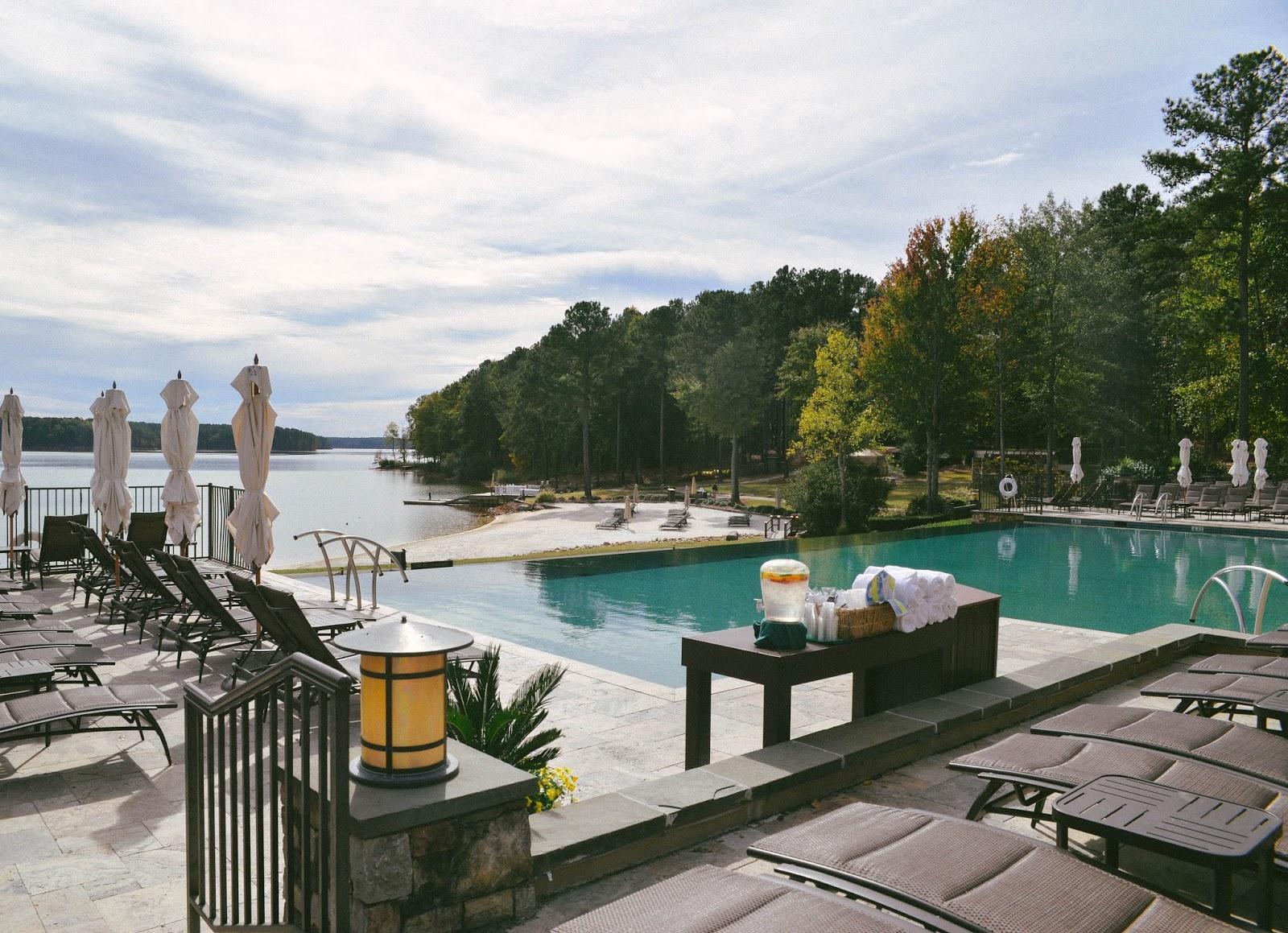 Summer Wind: The Ritz-Carlton Reynolds Plantation, Lake ...