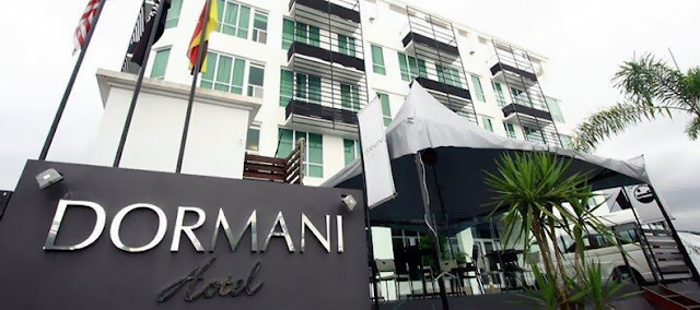 Abang !! Dormani Hotel Kat Mana...