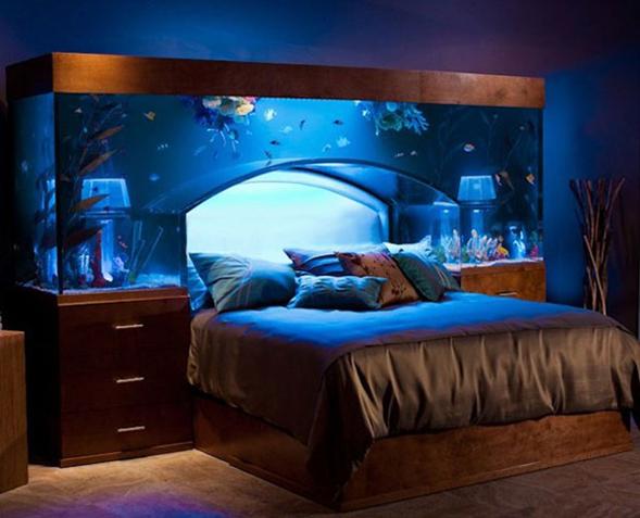 Decora hogar peceras o acuarios para tu decoraci n - Decoraciones de peceras ...