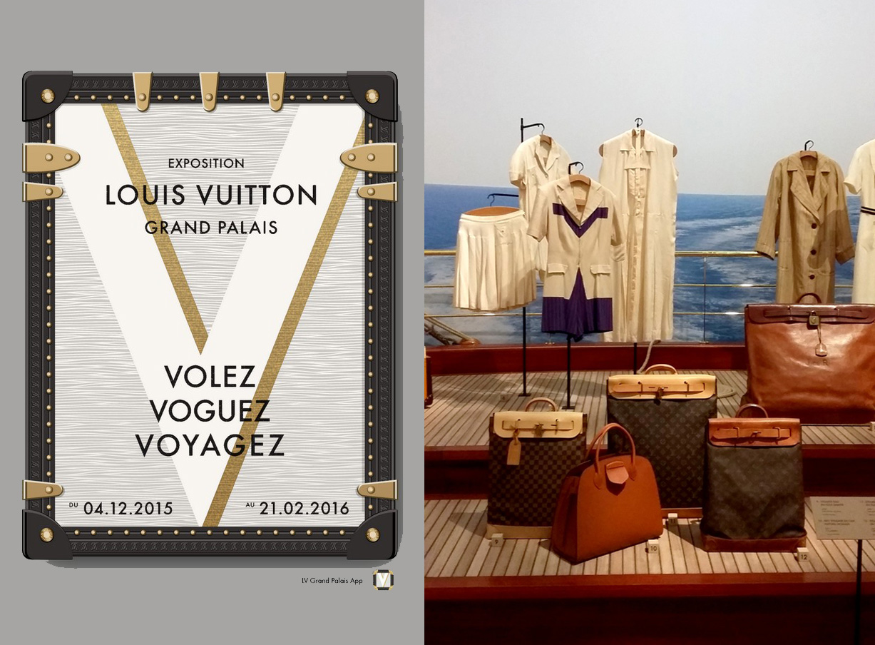 louis vuitton grand palais