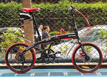 xe đạp gấp