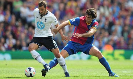 Prediksi Tottenham vs Crystal Palace