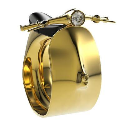 Vespa Ring