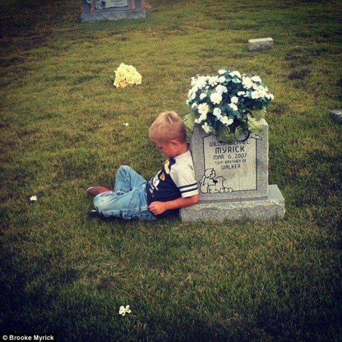 HEARTBREAKING! This Little Boy Talks About His First Day of School With His Dead Twin! It Will Definitely Move You!
