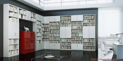 Tips for Decorating Bookcases