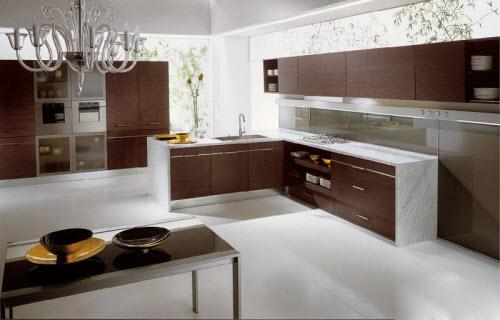 Chọn mua tủ bếp Laminate hay Acrylic