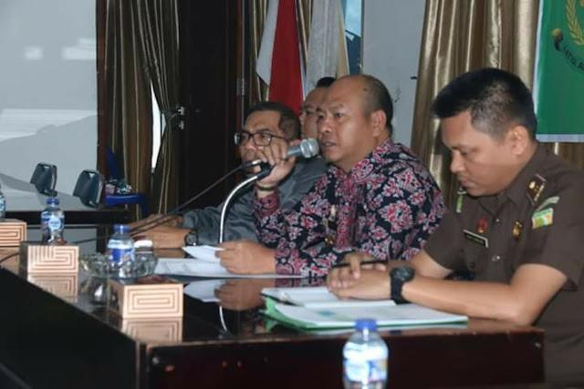 Penyuluhan Hukum Dana Desa