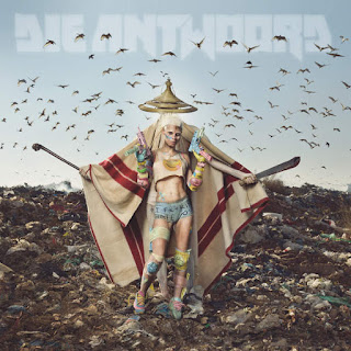 Die Antwoord - Mount Ninji and Da Nice Time Kid (2016) - Album Download, Itunes Cover, Official Cover, Album CD Cover Art, Tracklist
