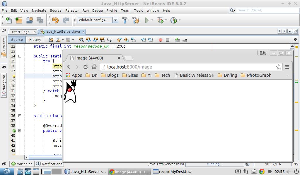 Java-Buddy: Java HttpServer to download image