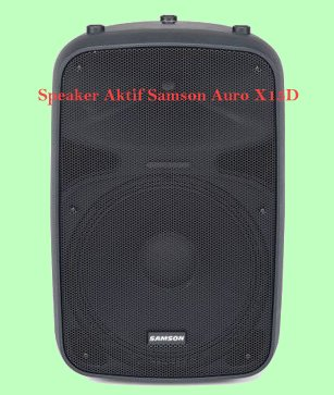 Speaker-aktif-Samson-Auro-X15D