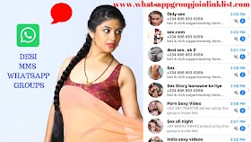 Join 500+ Desi MMS WhatsApp Group Join Link List