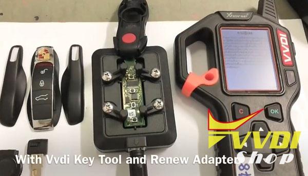 vvdi-key-tool-renew-porsche-cayenne-3