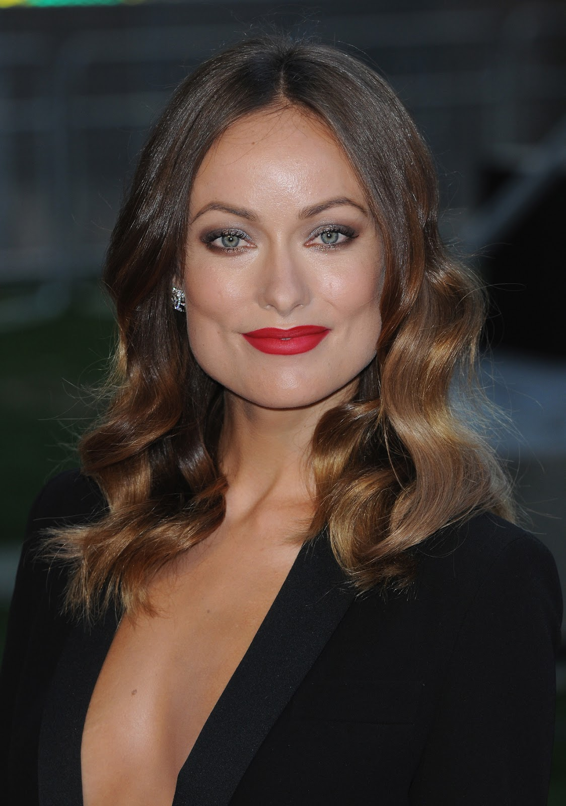 Olivia Wilde Profile And New Pictures 2013: Olivia Wilde Daily: Olivia Wilde 'Rush' London Premiere