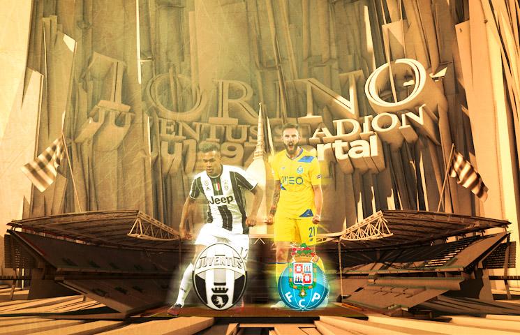 Liga prvaka 2016/17 / 1/8 finala / Juve - Porto, utorak, 20:45h
