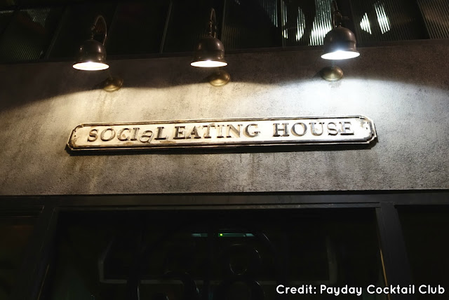 The Blind Pig & Social Eating House Cocktail Bar Review