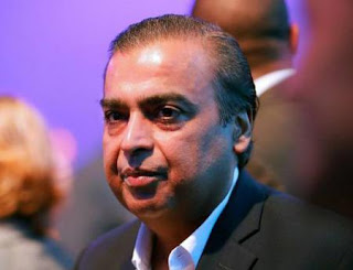Mukesh Ambani Richest List Number