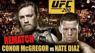 UFC 202: DIAZ vs. McGREGOR 2 FIGHTER PREDICTIONS , MAJORITY THINKS DIAZ WILL