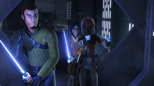 "STAR WARS REBELS ""The Honorable Ones"""