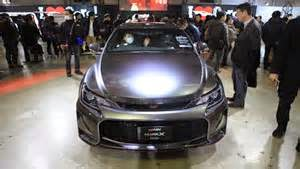 Mobil Sport Terbaru Toyota Mark X GRMN
