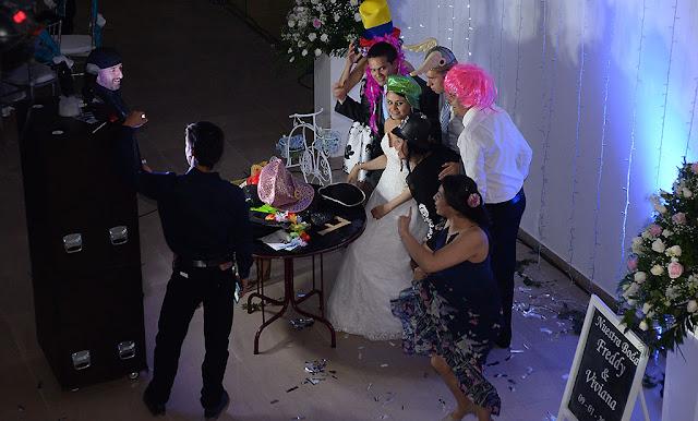 Photobooths para bodas